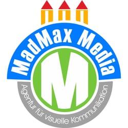 Logo MadMax Media