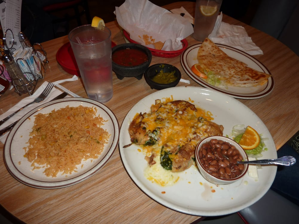 Red Bluff (CA) United States  city images : Los Mariachis Red Bluff, CA, United States. Cheese quesadilla and a ...