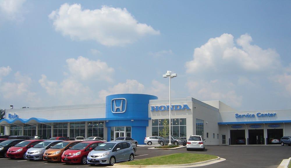 Landers mclarty honda car dealers 10 colonel glenn ct for Honda dealerships in arkansas