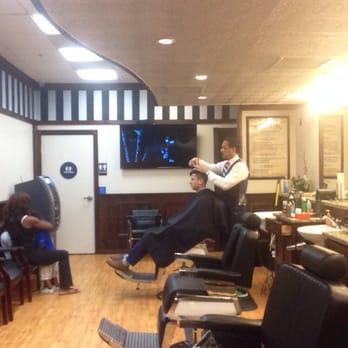 Barber Shop Downtown : Angelos Barbershop - Los Angeles, CA, United States. Nice barber shop ...