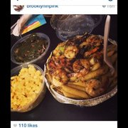 Bed stuy fish fry 80 photos seafood bedford for Bedstuy fish fry nostrand