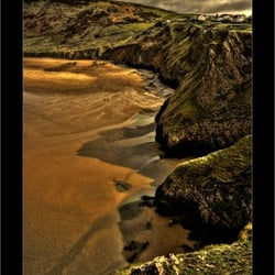 Rhossili Beach, Swansea
