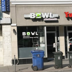 Bowl fine asian cuisine downtown core toronto on for Asian cuisine toronto