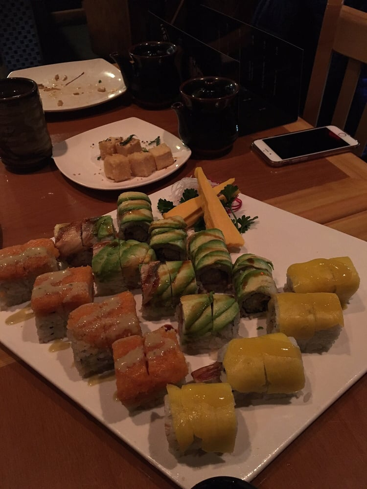 Best Sushi Restaurants In Rockland County