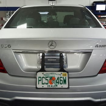 Mercedes benz of north orlando auto repair lake mary for Mercedes benz sanford florida
