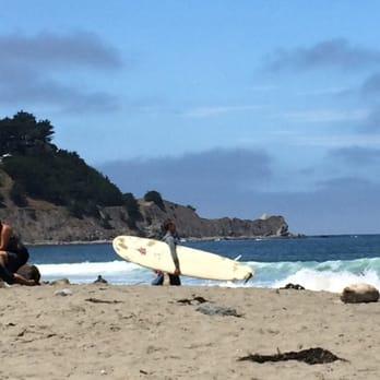 nude beach pacifica