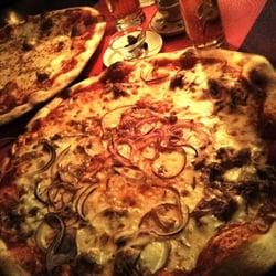 Pizza Tonno!