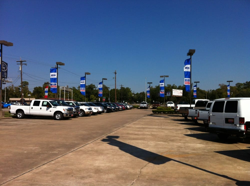 Kinsel automall car dealers beaumont tx united for Sander s motor co beaumont tx