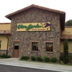 Olive Garden Italian Restaurant Closed Italian