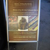 Bachmann's Patisserie - Thames Ditton, Surrey, United Kingdom