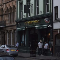 John Hewitt, Belfast