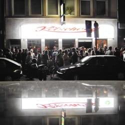 Kölschbar-Eröffnung 2006. Der Wirt und…