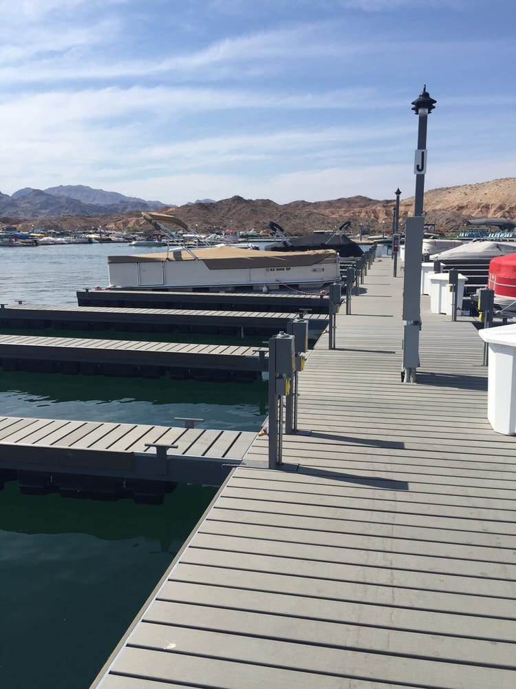 Some new docks near the launch ramp, very nice! | Yelp