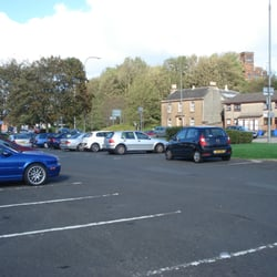 Car Park beside Wilkinsons, Kilmarnock