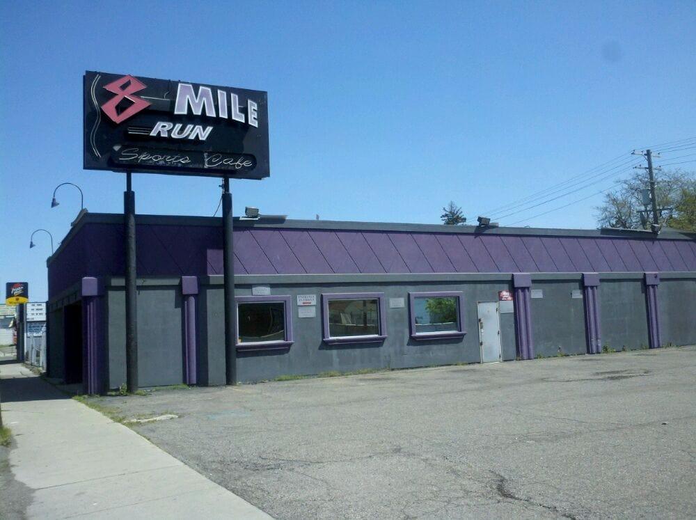 Eight mile run restaurants 15500 e 8 mile rd detroit mi united