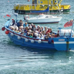 St Mary's boatmen's association, Isles of Scilly, Cornwall