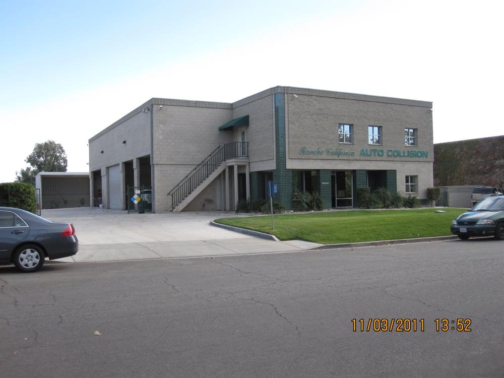 Rancho california auto collision body shops temecula for Rancho motors used cars