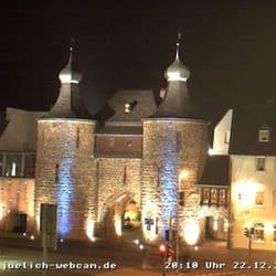 Am Hexenturm, Jülich, Nordrhein-Westfalen, Germany