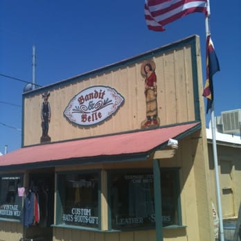 Clothing Stores In Tombstone Az