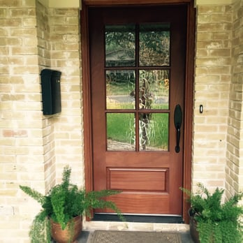 The front door company 138 photos 34 reviews door for Exterior doors austin tx