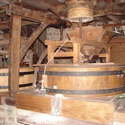 Le Moulin de Bassilour, Bidart, Pyrénées-Atlantiques, France