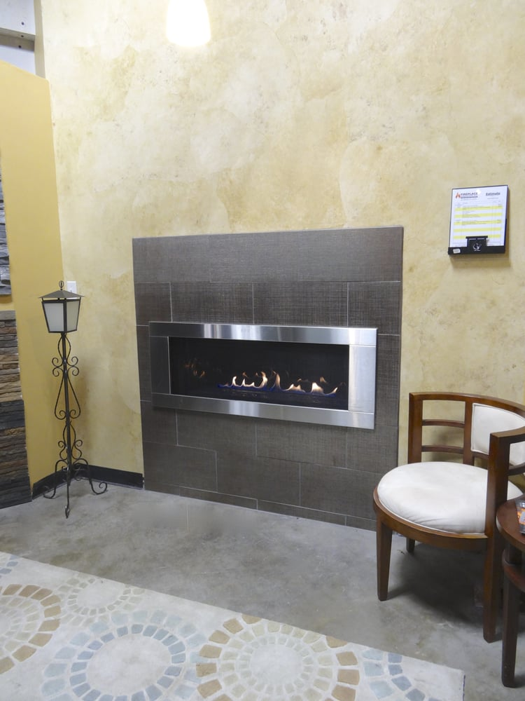 Napoleon Linear Gas Fireplaces Yelp