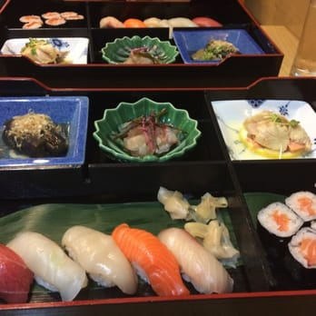 Hatsuhana Sushi Restaurant Midtown East New York NY United States Yelp