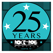 Rock 'n' Roll Rentals - 25 years +! Our service is our specialty. - Austin, TX, Vereinigte Staaten