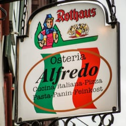 Osteria Alfredo, Heidelberg, Baden-Württemberg