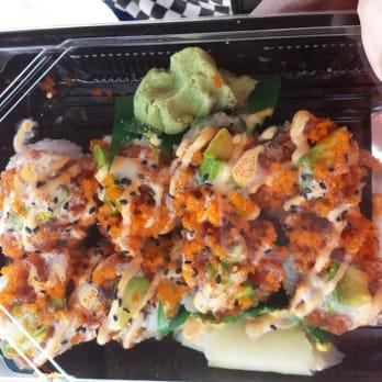 C jack sushi and asian cuisine 166 photos asian fusion for Aloha asian cuisine sushi