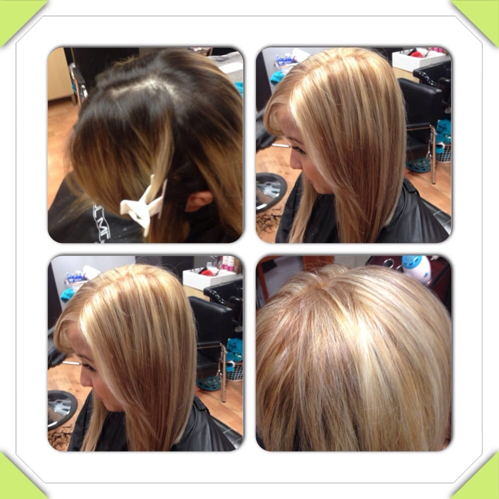 Ion Color Brilliance Hi Lift Ash Blonde | Dark Brown Hairs