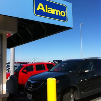Alamo Car Rental Oakland Airport Ca
