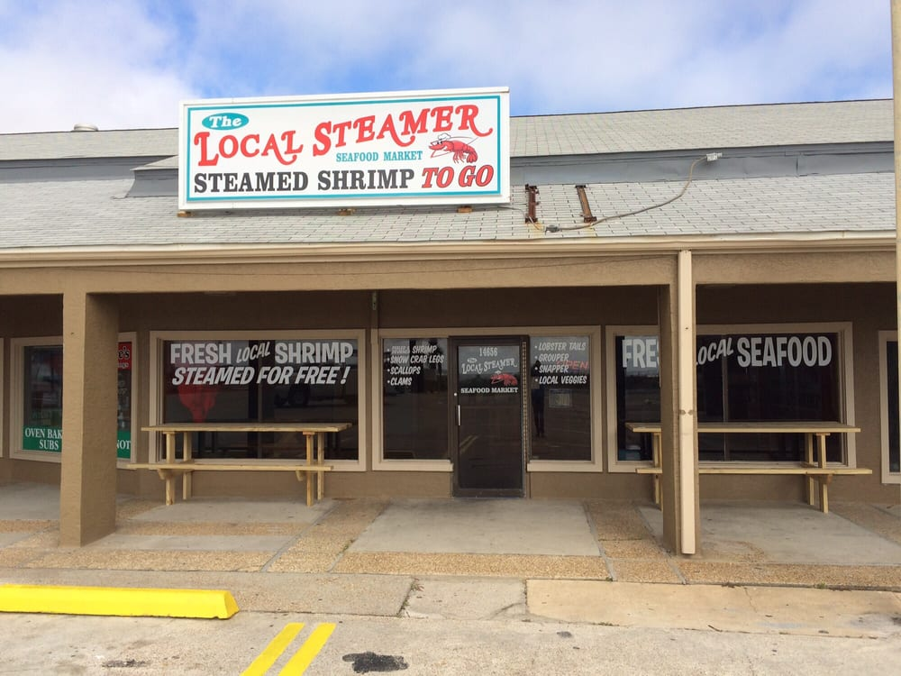 Local steamer seafood market seafood markets panama for Fish market panama city beach