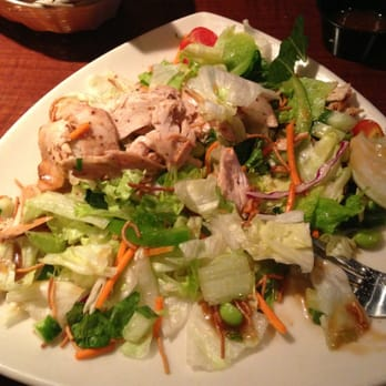 asian chix salad
