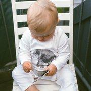 Schlafanzug für Babys mit Aufdruck…