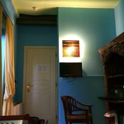 una vista della stanza 309.