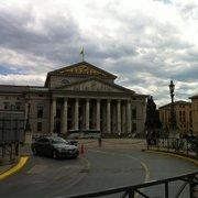 Bayerische Staatsoper, München, Bayern