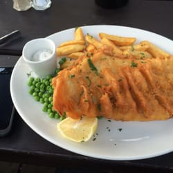 "Fish and chips, not even the ""ultimate"".…"