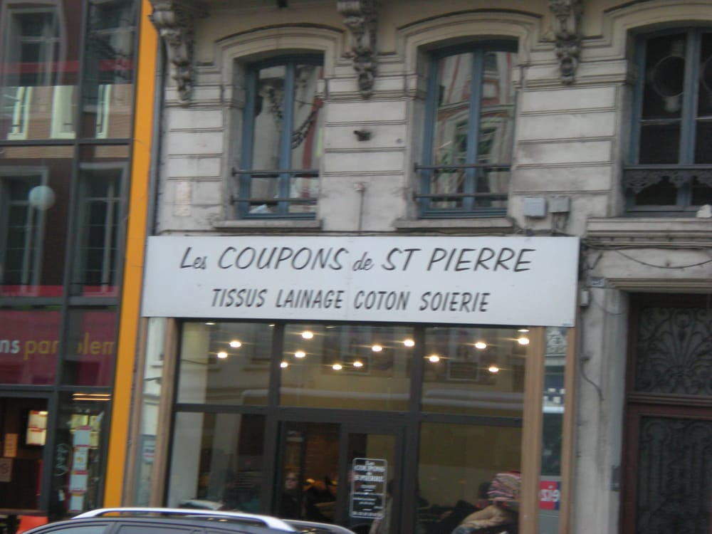 Coupons saint pierre