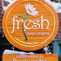 Fresh Soap Company logo