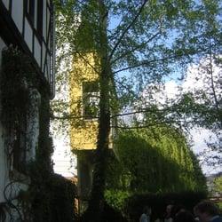 Cafe am Grün / Cafe Roter Stern, Marburg, Hessen