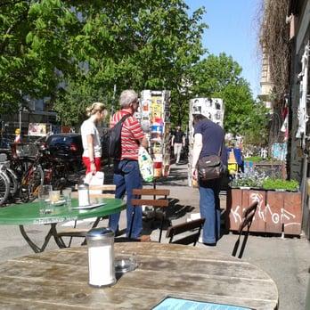 Cafe Morgenrot Berlin Brunch