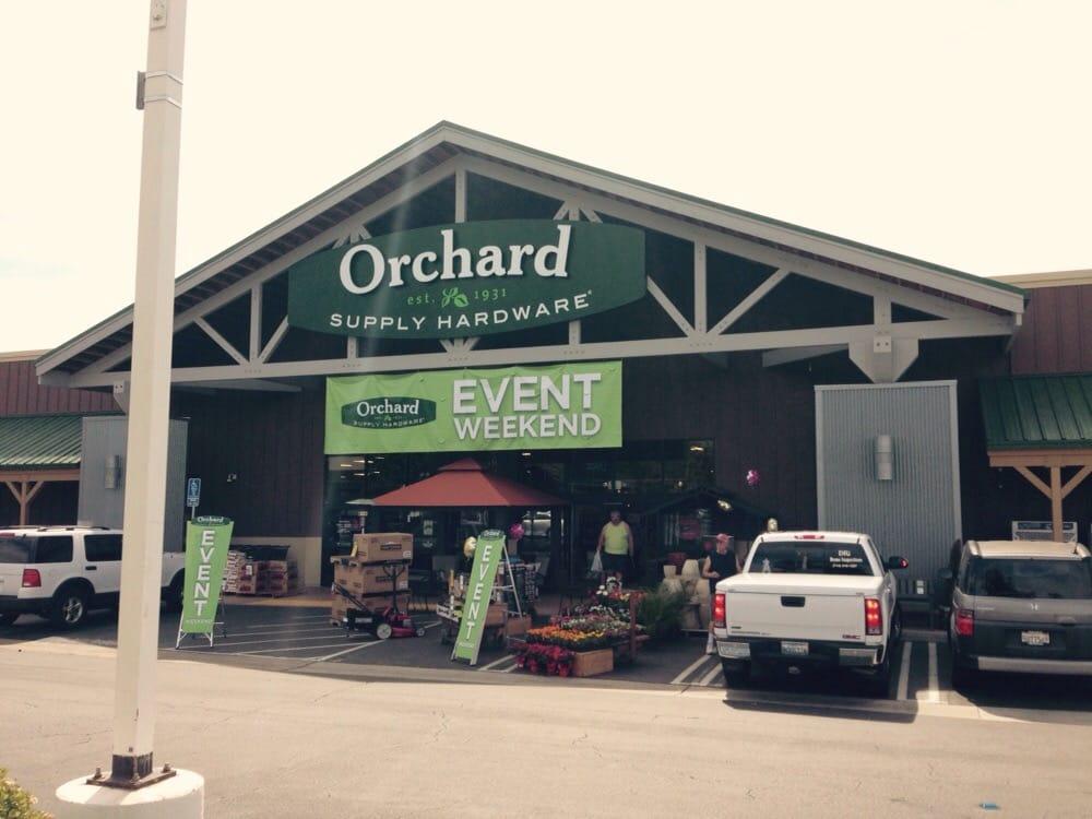 Orchard Supply Hardware 29 Photos Hardware Stores