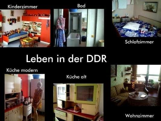 collage wohnen in der ddr yelp. Black Bedroom Furniture Sets. Home Design Ideas