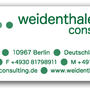 Weidenthaler Consulting