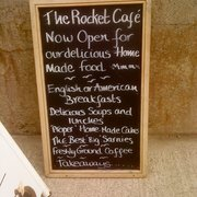 The Rocket Café, Kingsbridge, Devon