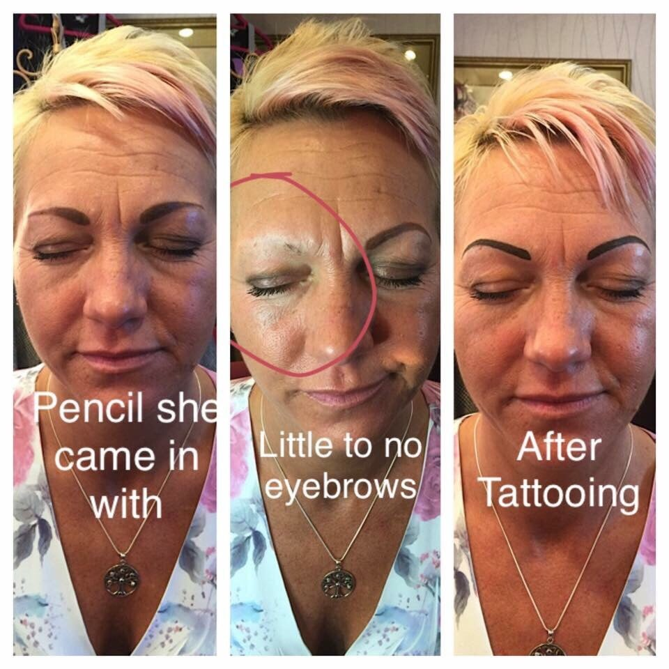 Lc s cosmetic tattoo artistry 10 photos tattoo for Dallas tattoo removal clinic reviews