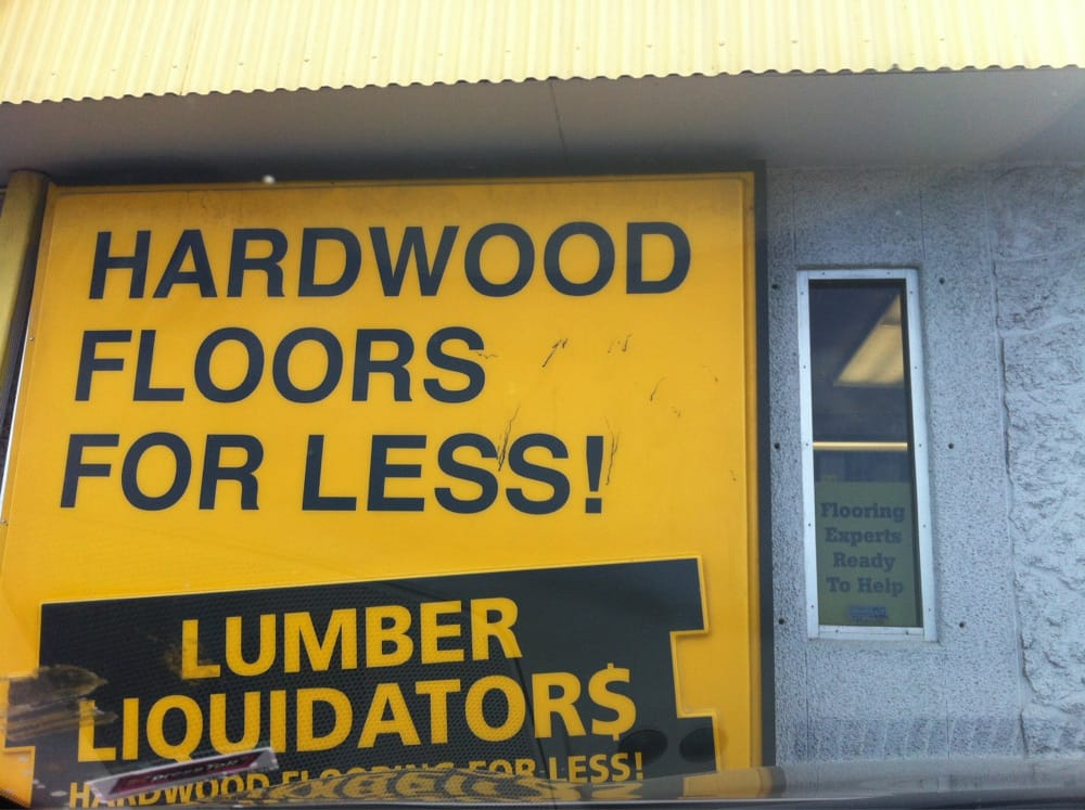 Lumber Liquidators Flooring Northwest Denver Co