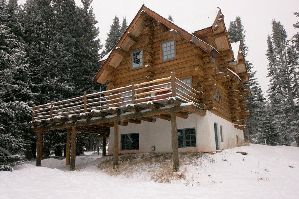 Shrine Mountain Inn Jay S Cabin Hiking Aspen Co
