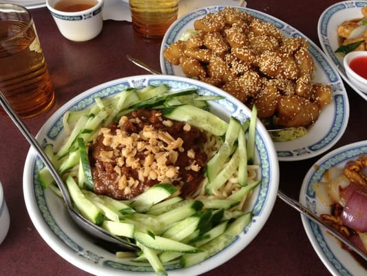 Great Wall Chinese Restaurant Rockridge Oakland Ca